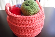 [Tutorials & Patterns] Trapillo/t-shirt yarn / tutoriales y patrones de trapillo t-shirt yarn tutorials and patterns