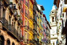 Pamplona - Spain...
