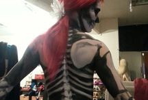 Aeon Costume and Makeup / PM me to ask about a costume and/or make up for your party or special occasion
