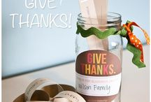 DIY: Thanksgiving