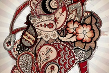 DESIGNS / by Paisley Anderson