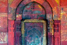 Doorways and openings....