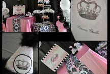 Birthday party Hannah / Tween birthday ideas