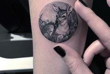 Doe tattoo