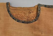 středověké textilie