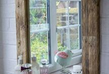 wood home decor & furniture