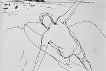 ⊱ Adrian Lockhart ⊰ / Queenstown, Tasmania, 1947