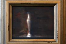 Paul Weber / My art is fundamentally conservative in nature. I concentrate on traditional aspects of painting: illusion of space, depiction of volume, suggestion of enveloping light.