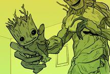 Guardians of the Galaxy fandom