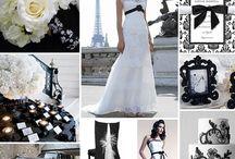 Black & White / by Bridgette Smith