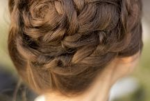 hair / I love braided updos and natural beauty recipes. Do not love heat-styling or makeup! / by Maya Papaya