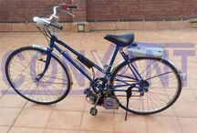 Bicicletes 1950-1960