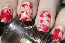 what a girl wants ;) makeup and nails / my obsession with the art of makeup!!! / by Rachel Terry
