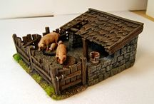 Warhammer fantasy terrain
