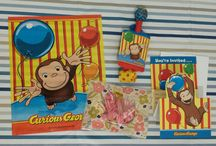 Curious George 2nd B•Day