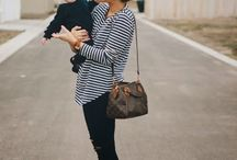 Pregnant & baby
