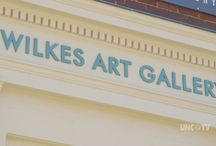 Art & Artists of Wilkes