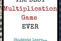 School - Mulitiplication