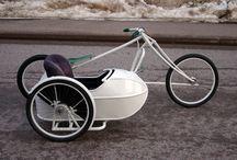 боковые коляски