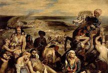 Eugène Delacroix (1799~1863)