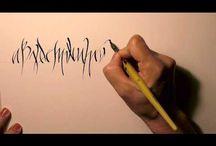 Calligraphy - Καλλιγραφία