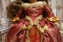 Dress for 13-18 inches doll