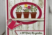 DIY Cards - A Gift from the Garden