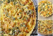 Pizza/Quiches/Tartes salées