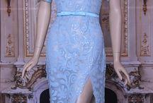 Lace Dress / Feminine, flattering and classy range of Lace Dress from #AnnalisebyAKT.