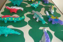 crea dinosauriërs