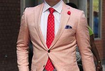 What he should wear!