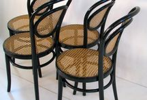 Thonet Bentwood Barista chair / by Brian Winchell
