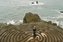 Labyrinths and sacred geometry