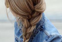 H A I R / Hair inspiration