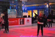 Skating trip #PASTeam / Our skating trip at Westfield London!