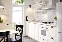 Gula huset kök