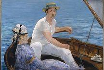 Kunst = Édouard Manet