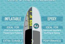 Paddleboarding Inspirations
