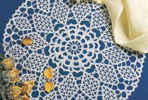 Crochet Lace & Doilies