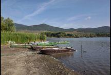 Lake Markaz Hungary