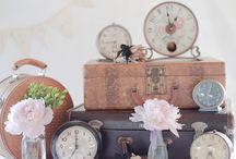 Clock Centerpieces