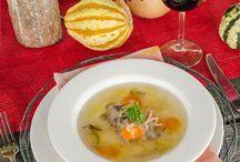 Soups / by Nicole Weiland Scott