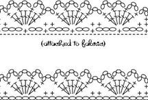 Crochet - Edging