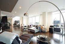 Cool Penthouses / gorgeous penthouse apartments in Montreal and elsewhere.