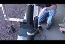 Rocket stove / Raketová kamna