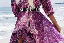 Vestidos maxi