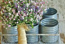 Svatba kytky