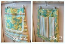 Sewing - Aprons / by Dixie Lechleider