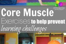Kids exercises