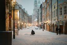 Európa téli köntösben / Tájak, pillanatok az öreg kontinens leghidegebb hónapjaiból